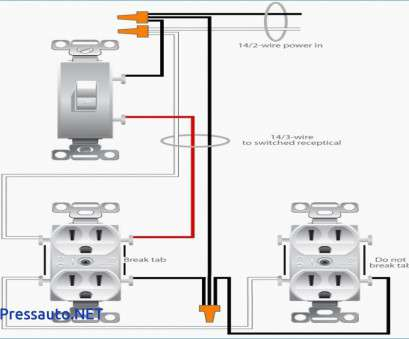 wiring a switched outlet wiring diagram – power to receptacle Unique Wiring Diagram, Switch Outlet Added To Existing Receptacle Simple With Switched Wiring A Switched Outlet Wiring Diagram, Power To Receptacle Top Unique Wiring Diagram, Switch Outlet Added To Existing Receptacle Simple With Switched Ideas