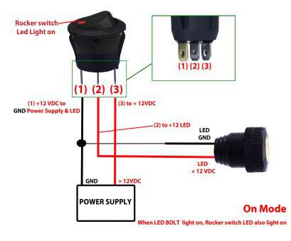 wiring a toggle switch to led Toggle Switch Wiring Diagram Natebird Me Best Of, fonar.me 10 Best Wiring A Toggle Switch To Led Collections