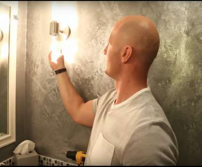 wiring a wall mounted light fixture How to Install a Wall-Mounted Light 10 New Wiring A Wall Mounted Light Fixture Pictures