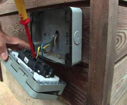 wiring a weatherproof switch uk How To Work With An Outdoor Power Socket 8 Perfect Wiring A Weatherproof Switch Uk Galleries