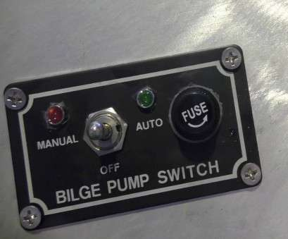 wiring bilge pump toggle switch Wiring a bilge pump in a boat 10 Top Wiring Bilge Pump Toggle Switch Collections