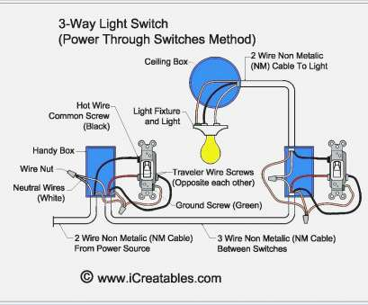 wiring ceiling fan light 3 way switch 3, Switch, Ceiling, And Light Diagram Three Wiring Wiring Ceiling, Light 3, Switch Perfect 3, Switch, Ceiling, And Light Diagram Three Wiring Collections