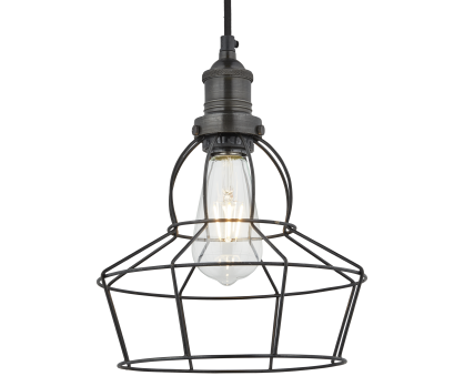 wiring ceiling light without rose Brooklyn Wire Cage Pendant, Inch, Pewter, Rose, John Diven & Co Wiring Ceiling Light Without Rose Professional Brooklyn Wire Cage Pendant, Inch, Pewter, Rose, John Diven & Co Solutions