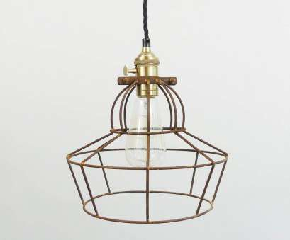 wiring ceiling light without rose Industrial Rusted Wire Pendant Light, Pendant lighting, Wire Wiring Ceiling Light Without Rose Most Industrial Rusted Wire Pendant Light, Pendant Lighting, Wire Ideas