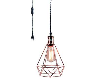 wiring ceiling light without rose Pauwer Industrial Wire Cage Pendant Light Plug In Vintage Pendant Light with On/off switch Wiring Ceiling Light Without Rose Best Pauwer Industrial Wire Cage Pendant Light Plug In Vintage Pendant Light With On/Off Switch Images