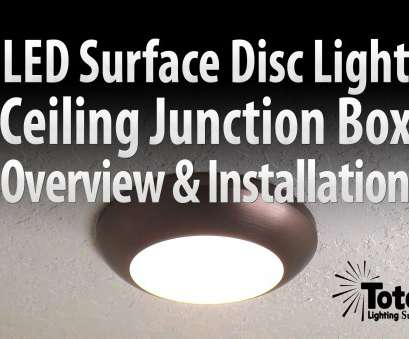 wiring ceiling led lights Sylvania Ultra, Disc Light, Ceiling Lighting Overview & Install, Total Recessed Lighting, YouTube Wiring Ceiling, Lights Best Sylvania Ultra, Disc Light, Ceiling Lighting Overview & Install, Total Recessed Lighting, YouTube Photos