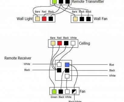 wiring ceiling fan with light and remote Hunter Type 2 Ceiling, Remote 13 Top Wiring Ceiling, With Light, Remote Collections
