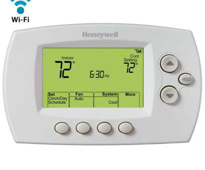 wiring diagram for honeywell wifi thermostat Honeywell Wi-Fi, Day Programmable Thermostat + Free App Wiring Diagram, Honeywell Wifi Thermostat Creative Honeywell Wi-Fi, Day Programmable Thermostat + Free App Collections