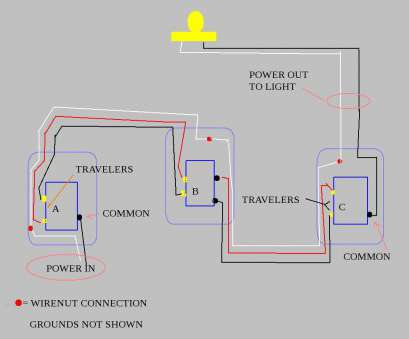 Madcomics Leviton Decora 3 Way Switch Wiring Diagram