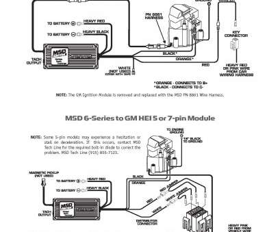 8 Fantastic Wiring Diagram, Msd, 6420 Images