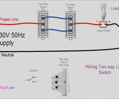 8 New Wiring Diagram Of 2, Switch To Light Images