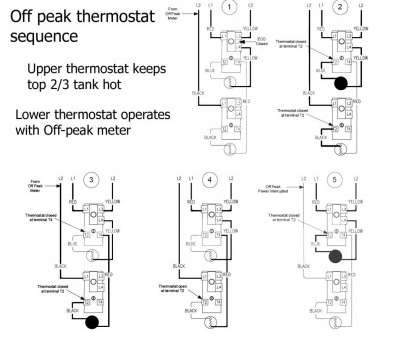 wiring diagram of thermostat How to wire water heater thermostats Wiring Diagram Of Thermostat Best How To Wire Water Heater Thermostats Ideas