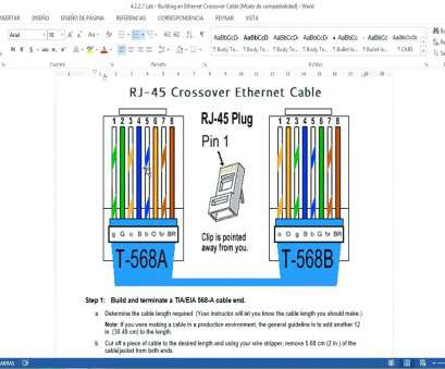 wiring diagram, rj45 nice cat5e wiring diagram rj45 wall plate, to make  an network