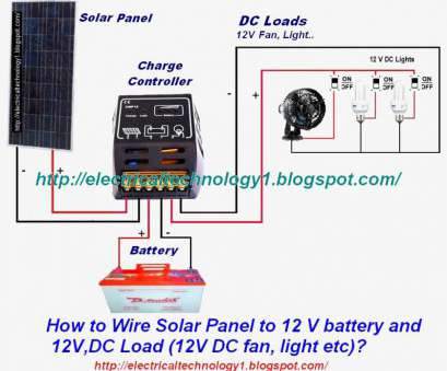 Wiring Diagram, Solar Panel To Battery Creative Wiring Diagram ... on specs for solar panels, fuses for solar panels, cooling for solar panels, wiring diagrams for solar charge controllers, wiring diagrams for off grid solar,
