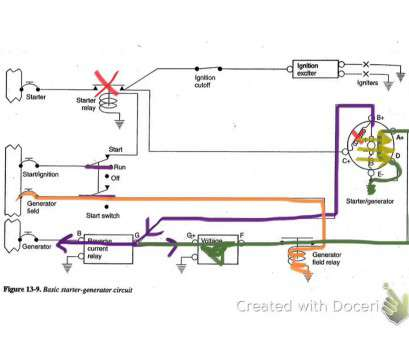 14 Creative Wiring Diagram, Starter Generator Galleries
