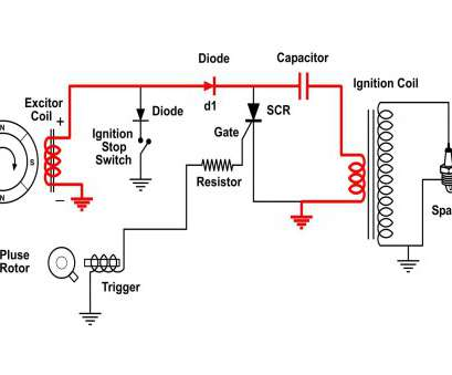 wiring diagram yamaha rxz 135 electrical CDI Capacitor Discharge Ignition Circuit Demo Wiring Diagram Yamaha, 135 Electrical Most CDI Capacitor Discharge Ignition Circuit Demo Photos