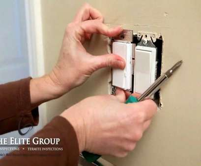 wiring double switch with dimmer install a single pole dimmer switch, elite group property rh youtube, install dual dimmer Wiring Double Switch With Dimmer Perfect Install A Single Pole Dimmer Switch, Elite Group Property Rh Youtube, Install Dual Dimmer Collections
