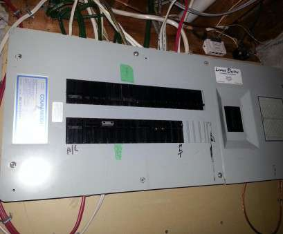 wiring from electrical panel Rules in Ontario to change,