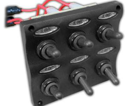 wiring a 6 gang switch panel Best Marine Toggle, Rocker Switch Panel 2018 Reviews Wiring, Gang Switch Panel Best Best Marine Toggle, Rocker Switch Panel 2018 Reviews Ideas