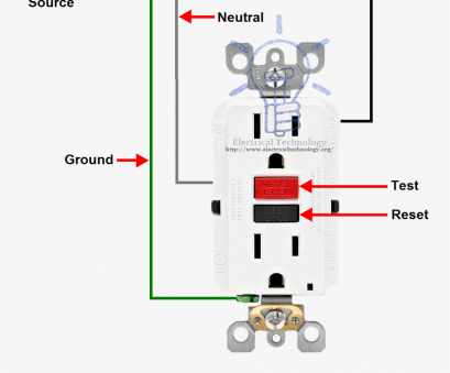 wiring gfci outlet diagram Electrical Outlet Wiring Diagram Awesome Best, Gfi To Switch Wiring Gfci Outlet Diagram Practical Electrical Outlet Wiring Diagram Awesome Best, Gfi To Switch Solutions