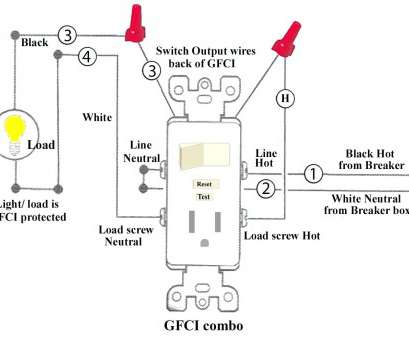 wiring gfci outlet diagram Wire Gfci Outlet Diagram, To A Switched Wiring, Wiring Diagrams Wiring Gfci Outlet Diagram Most Wire Gfci Outlet Diagram, To A Switched Wiring, Wiring Diagrams Images