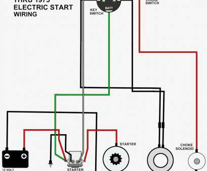 Starter Wiring In A Race - Wiring Diagrams on