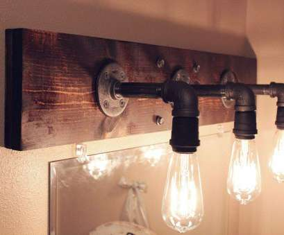 wiring light fixture bathroom How to Install Light Fixture In Bathroom, Diy Industrial Bathroom Light Fixtures Of, to Wiring Light Fixture Bathroom Popular How To Install Light Fixture In Bathroom, Diy Industrial Bathroom Light Fixtures Of, To Collections
