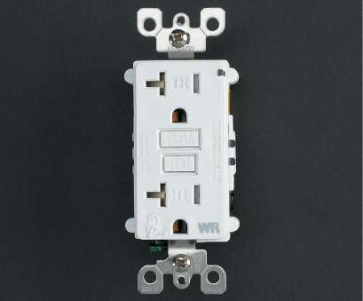 wiring light switch end of run A GFCI connected, single-location protection, be wired as either an end-of-run or middle-of-run configuration Wiring Light Switch, Of Run Fantastic A GFCI Connected, Single-Location Protection, Be Wired As Either An End-Of-Run Or Middle-Of-Run Configuration Images