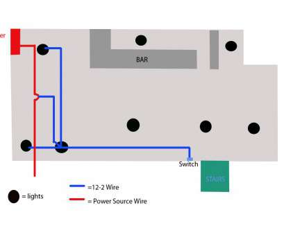 wiring pot lights diagram Recessed Lighting, To Wire Recessed Lighting Correct Wiring, Lights Diagram Cleaver Recessed Lighting, To Wire Recessed Lighting Correct Galleries