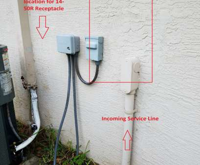 wiring outdoor electrical panel Wiring An Outdoor 14-50R Receptacle, Electrical -, Chatroom Wiring Outdoor Electrical Panel Practical Wiring An Outdoor 14-50R Receptacle, Electrical -, Chatroom Ideas