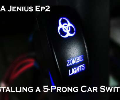 wiring a 5 pole switch Be a Jenius Ep2: Installing, prong, switch Wiring, Pole Switch Nice Be A Jenius Ep2: Installing, Prong, Switch Solutions