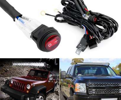 wiring switch on off Details about, 40A Relay Switch Control Wiring Harness, for, Road ATV/Jeep, Light Wiring Switch On Off Fantastic Details About, 40A Relay Switch Control Wiring Harness, For, Road ATV/Jeep, Light Collections