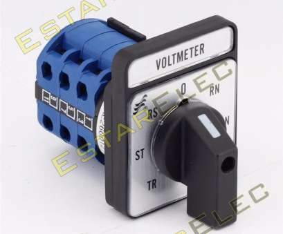 wiring switch voltmeter CA10 Rotary, Switch, Voltmeter selector switch YH5/3-in Switches from Lights & Lighting on Aliexpress.com, Alibaba Group Wiring Switch Voltmeter Brilliant CA10 Rotary, Switch, Voltmeter Selector Switch YH5/3-In Switches From Lights & Lighting On Aliexpress.Com, Alibaba Group Photos