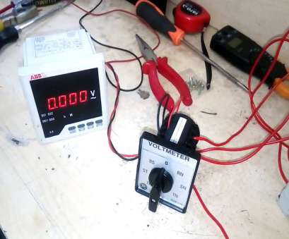 wiring switch voltmeter how to connect selector switch., to connect voltmeter selector switch Wiring Switch Voltmeter Best How To Connect Selector Switch., To Connect Voltmeter Selector Switch Images