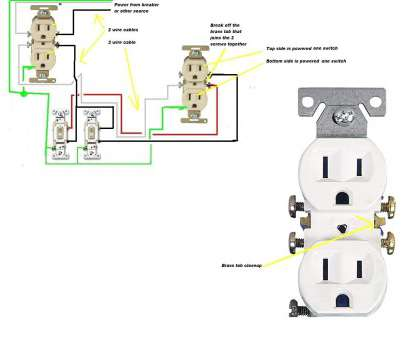 10 Nice Wiring Switched Outlet, Garbage Disposal Collections ... Garbage Disposal Switch Wiring Diagram on