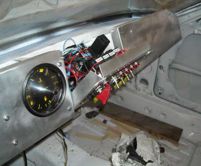 Wiring Toggle Switch In Car Most Porsche Track, – Part 12 Wiring,, Hill Garage Pictures