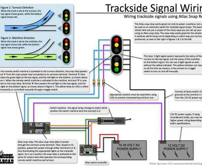 wiring toggle switch model railroad How to wire trackside signals using an Atlas snap relay, LED lamps to show turnout positions Wiring Toggle Switch Model Railroad Perfect How To Wire Trackside Signals Using An Atlas Snap Relay, LED Lamps To Show Turnout Positions Images