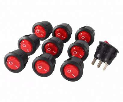wiring toggle switch to lamp 10Pcs AC 250V/10A 125V/12A On/Off 3 Terminal SPST 2 Position, Lamp Marine Round Button Rocker Wiring Toggle Switch Wiring Toggle Switch To Lamp Simple 10Pcs AC 250V/10A 125V/12A On/Off 3 Terminal SPST 2 Position, Lamp Marine Round Button Rocker Wiring Toggle Switch Galleries