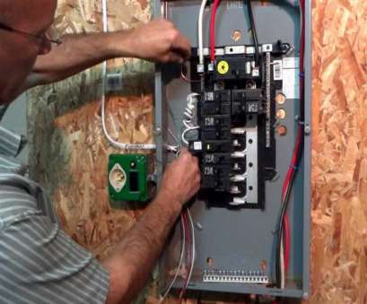 wiring up electrical panel How To Hook Up A Generator To Your Electrical Panel, Proper Way Wiring Up Electrical Panel Brilliant How To Hook Up A Generator To Your Electrical Panel, Proper Way Images