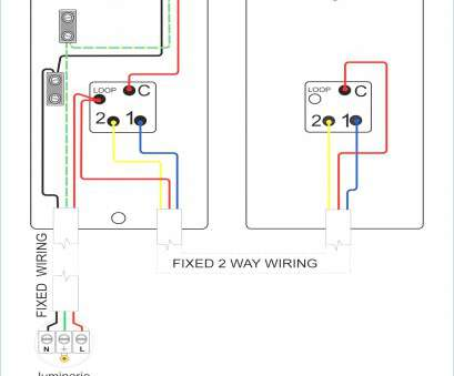 Wiring, Way Switch In A Junction Box Professional 3 ...