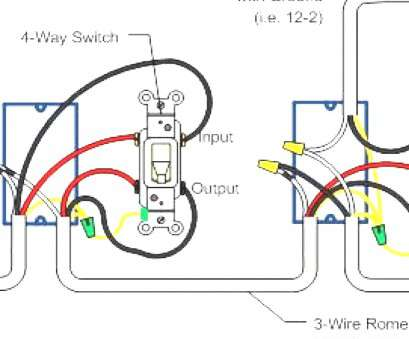 Wiring, Way Switch With 12/3 Wire Professional Replace 4, Switch With 3 Schematic Vs Wiring Diagram, Leviton Within Diagrams Photos
