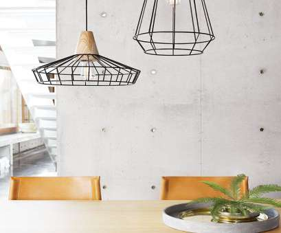 10 Perfect Wood, Wire Pendant Light Solutions