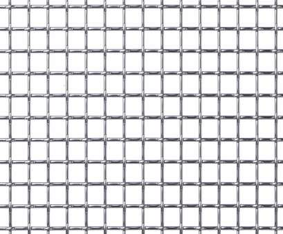 woven wire mesh 1/2 L-29, Industrial Woven Wire Mesh Lock Crimp Woven Wire Mesh 1/2 Popular L-29, Industrial Woven Wire Mesh Lock Crimp Images