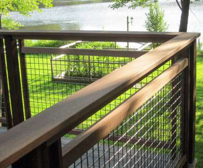 woven wire mesh banker Fox Hill Lake Residence, Rigid Woven Wire Mesh Railing Stairway, Banker Wire, Banker Wire Woven Wire Mesh Banker Nice Fox Hill Lake Residence, Rigid Woven Wire Mesh Railing Stairway, Banker Wire, Banker Wire Solutions