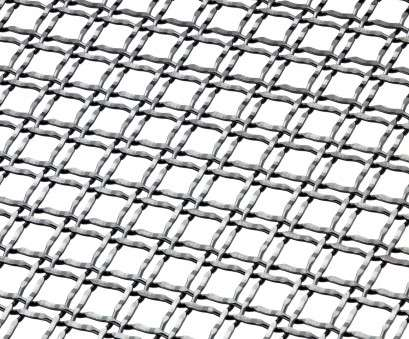 woven wire mesh banker M22-22 Front Angle in Stainless Woven Wire Mesh Woven Wire Mesh Banker Best M22-22 Front Angle In Stainless Woven Wire Mesh Images