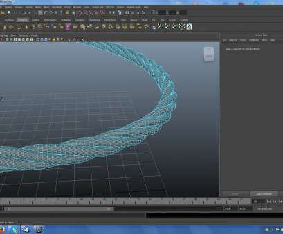 woven wire mesh inventor Maya tutorial :, to create twisted rope in Autodesk Maya Woven Wire Mesh Inventor Professional Maya Tutorial :, To Create Twisted Rope In Autodesk Maya Solutions