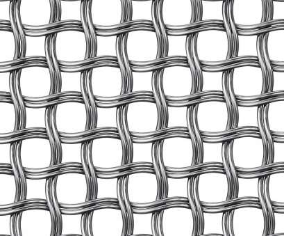 woven wire mesh meaning Banker Wire M22-83 architectural wire mesh uses a pair of nested helical crimped wires to define, circular mesh shape., unique reflective surfaces of Woven Wire Mesh Meaning Practical Banker Wire M22-83 Architectural Wire Mesh Uses A Pair Of Nested Helical Crimped Wires To Define, Circular Mesh Shape., Unique Reflective Surfaces Of Photos