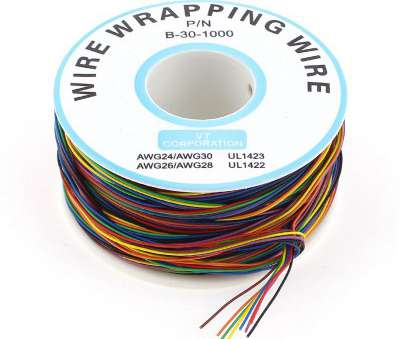 wrapping copper wire with electrical tape Details about 305M 30AWG 0.25mm, Plated Copper Wire Wrapping Test Cable Colored Wrapping Copper Wire With Electrical Tape Simple Details About 305M 30AWG 0.25Mm, Plated Copper Wire Wrapping Test Cable Colored Pictures