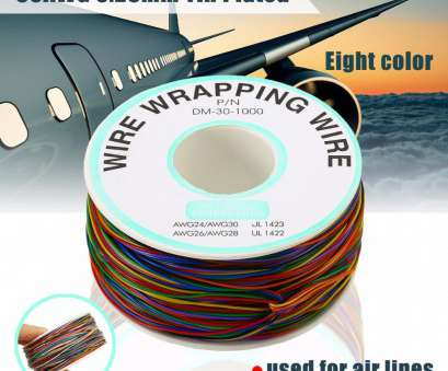 wrapping copper wire with electrical tape New 30awg 0.25mm, Plated Copper Wire Wrapping Insulation Test Cable 8-colored Wrap Reel Tin Wrapping Copper Wire With Electrical Tape Nice New 30Awg 0.25Mm, Plated Copper Wire Wrapping Insulation Test Cable 8-Colored Wrap Reel Tin Ideas