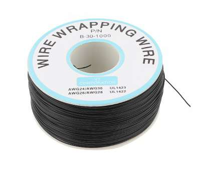 wrapping copper wire with electrical tape Unique Bargains, B-30-1000, Plated Copper Wire Wrapping Reel 30AWG 305M 1000ft Black Wrapping Copper Wire With Electrical Tape Top Unique Bargains, B-30-1000, Plated Copper Wire Wrapping Reel 30AWG 305M 1000Ft Black Solutions